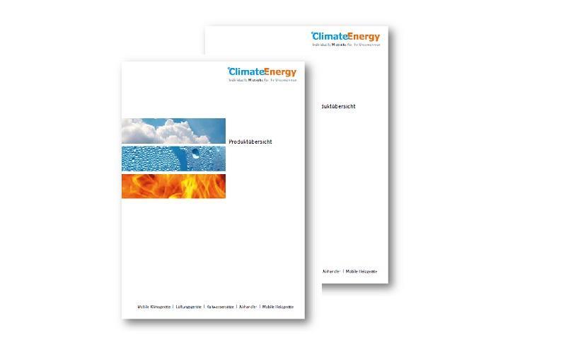 Climate Energy Produktkatalog