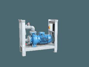 Pumpe für mobile Klimageraete